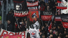 supporters Milan AC