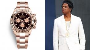 Jay Z offre des Rolex