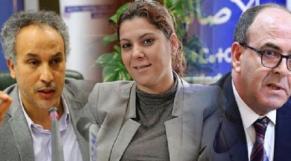 Koudar, FZ El Mansouri et Benchamach