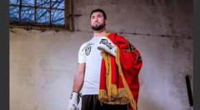 Jamal Ben Saddik Kick-boxing