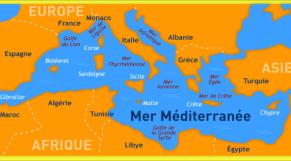 """Frontières maritimes: les accords turco-libyens jugés """"nuls et non avenus"""" (Egypte, France, Grèce et Chypre)"""