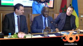 Vidéo. Maroc: la coopération économique au centre de la visite du numéro deux de la diplomatie rwandaise