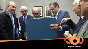 Cover_Vidéo: Le360.ma • أخنوش ينفرد بتقديم تشخيص للمشاكل الاجتماعية و الحلول العملية للإقلاع التنموي بالمغرب