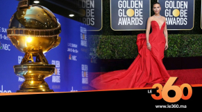 cover tapis rouge Golden Globes