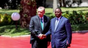 Sénégal. 4e visite d'Erdogan à Dakar: un ami qui se veut beaucoup de bien