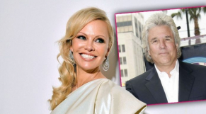 Pamela Anderson et Josh Peters