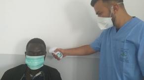 Coronavirus. Le Maroc installe une unité médicale au poste de Guergarat