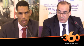 Cover_Vidéo: Le360.ma •Salon international du Livre: Les promesses du ministre Hassan Abyaba