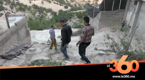 Cover_Vidéo: غياب البنيات التحتية يعزل أحياء سفوح الجبال عن مدينة أكادير