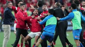 Vidéo. Violente bagarre entre joueurs d'Al Ahly et du Zamalek à Abu Dhabi