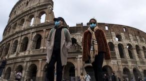 Coronavirus au Italie