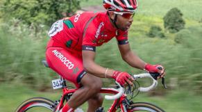 Mehdi Choukri cyclisme