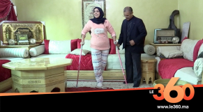 Cover_Vidéo: جهاد.. فتاة تحدت الإعاقة.. الطلاق.. والموت.. لتصنع لنفسها حياة جديدة
