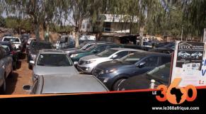 """Mali: les véhicules dits """"au-revoir France"""" envahissent Bamako"""
