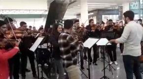 Cover_Vidéo: Un air de Carmen à la gare LGV Rabat-Agdal