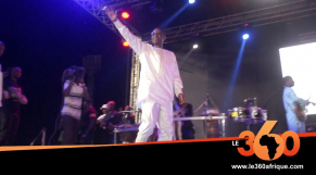 Vidéos. Mali: 10 ans après, Youssou N'Dour, le roi du Mbalax, fait enfin son come-back à Bamako