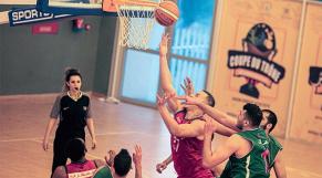 Maroc-Algérie, basket
