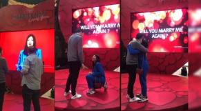 Morocco Mall-romance
