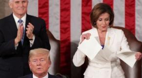Nancy Pelosi Congrès américain
