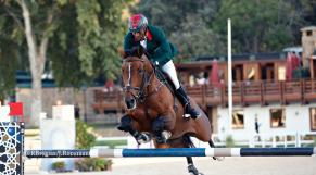 cavalier Ouaddar JO Maroc