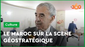 Cover vidéo: Le360.ma •La représentation du Maroc sur la scène géostratégique