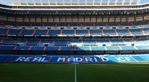 Santiago-Bernabéu, stade du Real Madrid