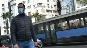 Coronavirus. Les Casablancais s'habituent au port du masque