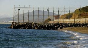 Frontière sebta-maroc