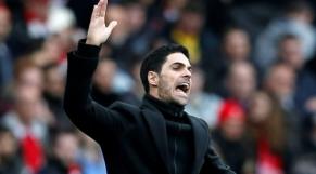 L'entraîneur d'Arsenal Mikel Arteta testé positif