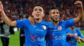 Achraf Bencharki et Mohamed Ounajem