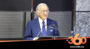 Othman Benjelloun, président du GPBM