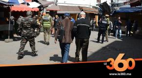 cover vidéo :Le360.ma • سلطات البيضاء تُثني المواطنين عن التأخر في الأسواق