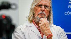 Le Professeur Raoult