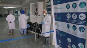 Coronavirus-personnel médicla