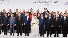 G20 Osaka 2019