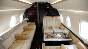 Jet privé Bombardier