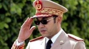 Roi Mohammed VI Chef d'état-major des FAR