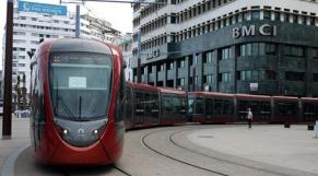 Tramway Casablanca ligne T1