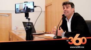 Cover Vidéo - أول حصة دراسية عن بعد تنطلق من جامعة عبد المالك السعدي بطنجة