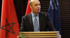 L'ambassadeur représentant permanent du Maroc à Genève, Omar Zniber.