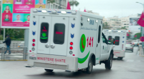 Corona Maroc Ambulance