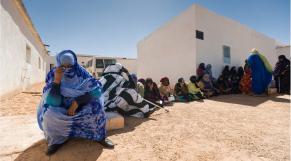 Camps sahraouis en ALgérie