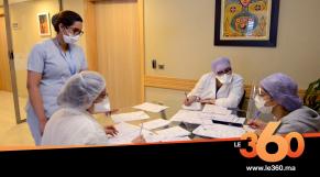 cover vidéo :Le360.ma •Covid-19: la clinique privée De Vinci mobilisée