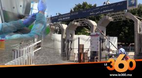 Cover_Vidéo: مختبر مستشفى ابن رشد يجري تحاليل الكشف عن كورونا