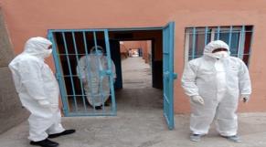 Corona Maroc Prison