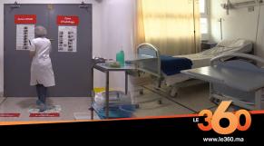 Cover_Vidéo: تجهيز جناح جديد لمرضى كورونا بالمستشفى الجامعي بفاس
