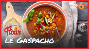 Cover_Vidéo: A l'heure du ftour : le Gaspacho, une soupe tout en fraîcheur