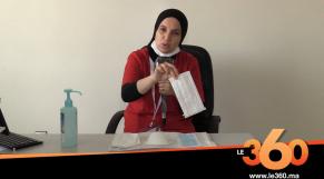 Cover_Vidéo: طبيبة تكشف أنواع الكمامات وطرق استخدامها