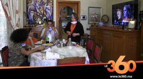 Cover_Vidéo: هكذا تقضي الفنانة سامية أحمد الحجر الصحي لفيروس كورونا بأكادير