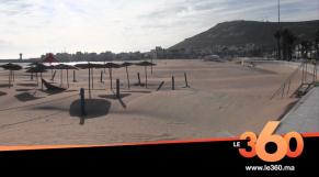 Cover Vidéo - فيروس كورونا يحوِّل كرنيش أكادير إلى منطقة أشباح